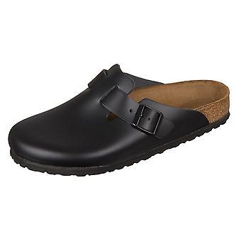 Birkenstock Boston Leder 060191 universaalit kesämiehet kengät