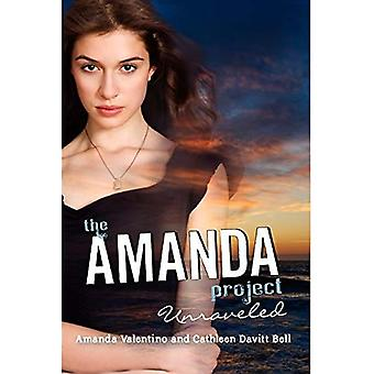 Amanda-projektet: Boka 4: avslöjad (Amanda-projektet