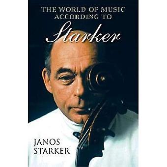 De wereld van muziek volgens Starker