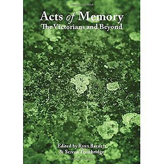 Handelingen van het geheugen