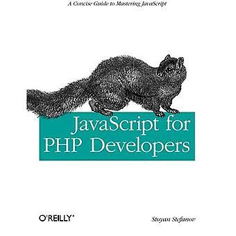 JavaScript för PHP-utvecklare