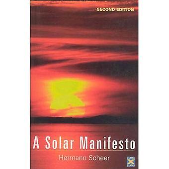 A Solar Manifesto