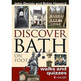 Discover Bath on Foot: Walks and Quizzes