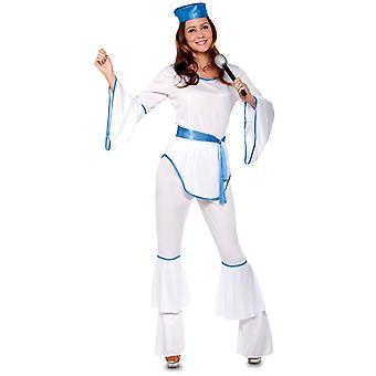 70s Dancing Queen disco Dancer Costume costume adult