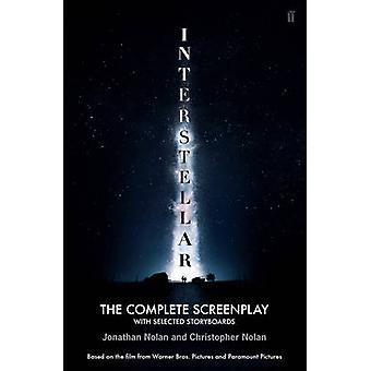Interstellare - la sceneggiatura completa con selezionato storyboard (Main