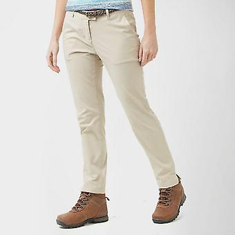 New Craghoppers Women's NosiLife Hot Climate Adventures Fleurie II Pants Beige