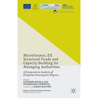 صناديق الاتحاد الأوروبي الهيكلية التمويل المتناهي الصغر، وبناء القدرات لإدارة السلطات بتحليل مقارن لمناطق التقارب الأوروبية التي ترى بورتا آند