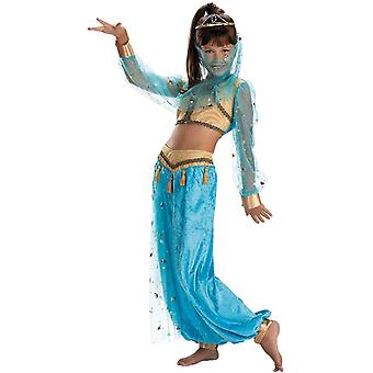 Cute Genie Child Costume
