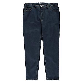 D555 Mens XL Stretch Fit Jeans