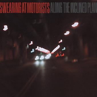 Svordomar på bilister - längs the Incline planet EP [CD] USA import
