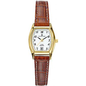 Watch Certus leather REB-646501 - woman