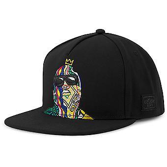 Cayler & sons Snapback Cap - CROWNED black