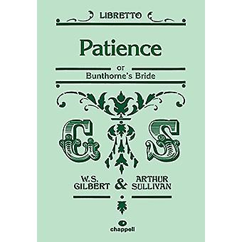 Patience by W. S. Gilber - 9780571538584 Book