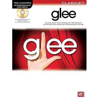Instrumental Play-Along - Glee (Clarinet) - 9781423495024 Book