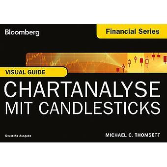 Visual Guide - Chartanalyse Mit Candlesticks by Michael C. Thomsett -