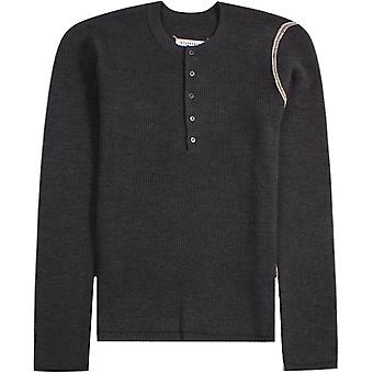 Maison Margiela Classic Elbow Knit Sweater