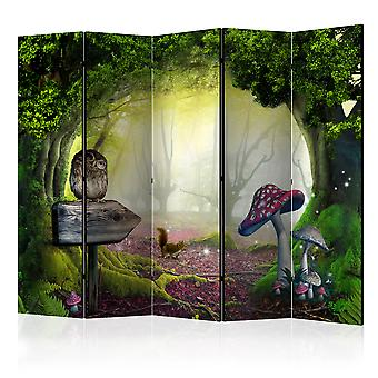 Rumsavdelare - Owlish Corner II [Room Dividers]
