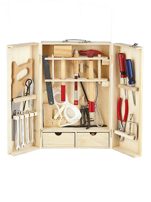 Leomark Wooden Tool Set
