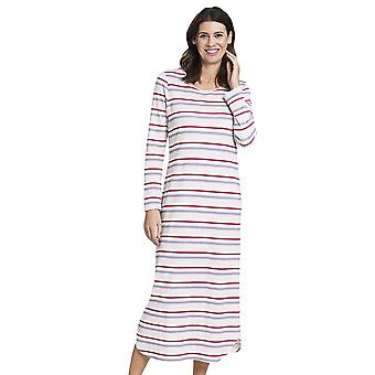 Rösch 1193651-11874 Femei's Smart Casual Multicolour Cotton Nightdress Rösch 1193651-11874 Femei & apos;s Smart Casual Multicolour Cotton Nightdress