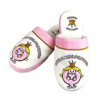 Mr. Men Little Miss Princess Mule Slippers