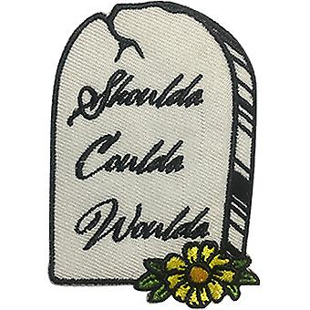 Patch - Social Expression - Tombstone Shoulda Coulda p-dsx-4705
