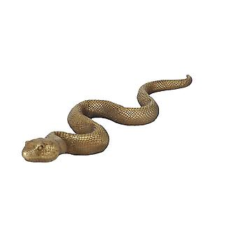 """Slange """"guld"""" L 53 cm"""