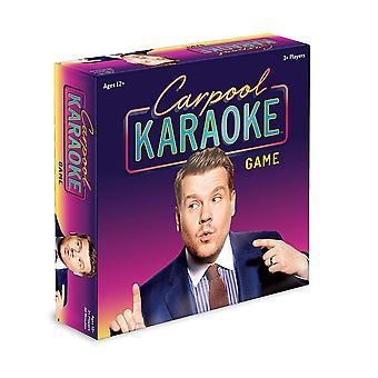 Carpool Karaoke: het spel