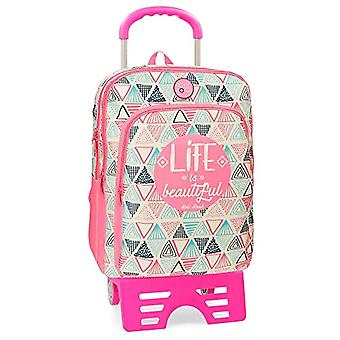Roll Road Life Backpack 42.56 Multicolor