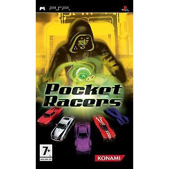 Pocket Racers (PSP)-nytt