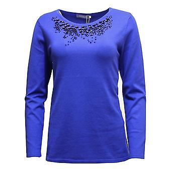 LIBRA Libra Blue Sweater LK1023