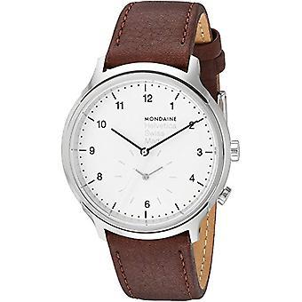 Mondaine Clock Unisex Ref. MH1. R2010. Lg