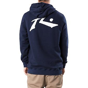 Rusty Competition Pullover Hoody in Navy Blue