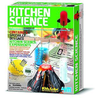 4M Kidz Labs Cuisine Science