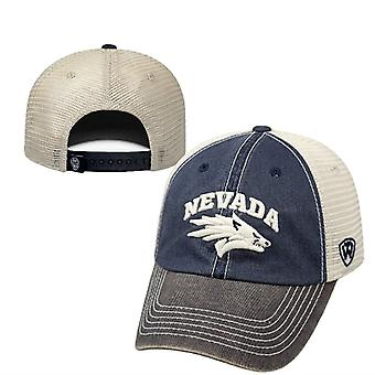 Nevada Wolfpack NCAA TOW Off Road Snapback Hut