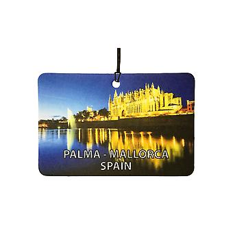 Palma - Mallorca - Spain Car Air Freshener