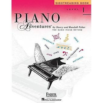 Piano Adventures  Sightreading Book  Level 1 by By composer Nancy Faber & By composer Randall Faber
