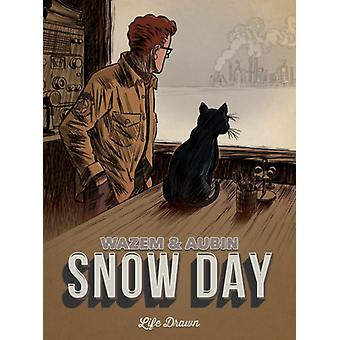 Snow Day van Pierre Wazem