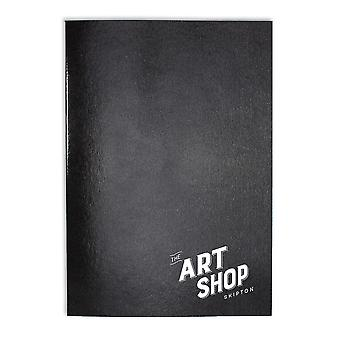The Art Shop Skipton Laminated Cover Sketch Book with 40 Sheets A4