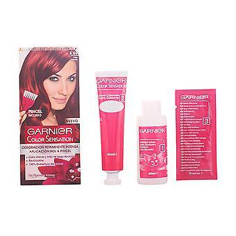 Garnier kleur sensatie #6,60 Rojo Intenso Unisex