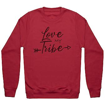 Tribe Family - Matching Set - Baby / Kids Sweater, Mum & Dad Sweater