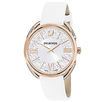 Watch Swarovski Watch 5452459 - Crystalline Glam leather white woman