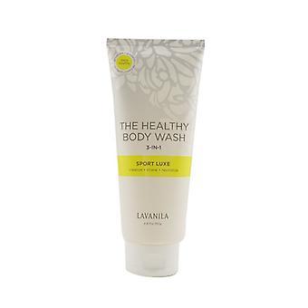Lavanila Laboratories The Healthy Body Wash - Sport Luxe (3-In-1) 190g/6.7oz