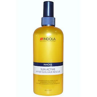 Indola Sun Active après le sauvetage de Sun cheveux 250ml