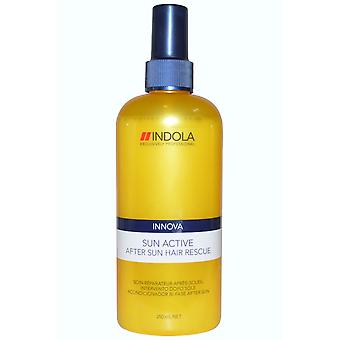 Indola Sun aktiv efter solen Hair Rescue 250ml