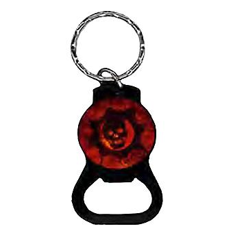 Gears of War 3 Vein Omen Keychain Opener