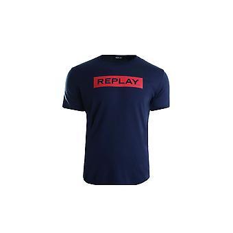 Replay M37202660882 universal kesä miesten t-paita