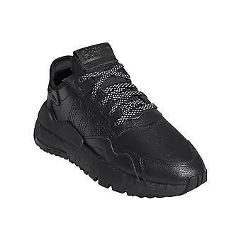 Adidas Nite Jogger J EG5837 uniwersalne buty dziecięce przez cały rok