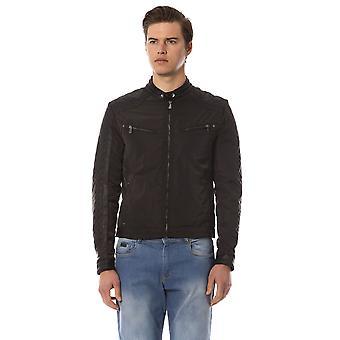Black Trussardi Men's Jacket