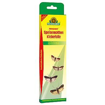 NEUDORFF Permanent® moth sticking trap, 3 pieces