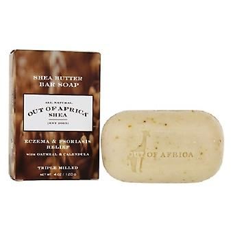 Out of Africa Pure Shea Butter Bar Soap Eczema & Psoriasis Relief